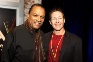 Billy Dee Williams & Festival Director Tony Armer300dpi