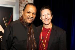 Billy Dee Williams & Festival Director Tony Armer300dpi